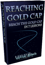 Reaching Gold Cap...