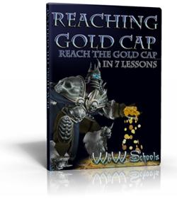 Reaching Gold Cap...
